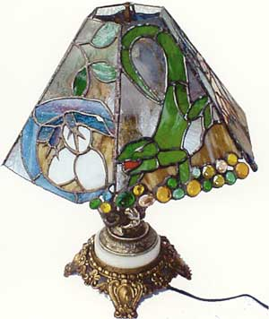 Reptile lamp - side 1
