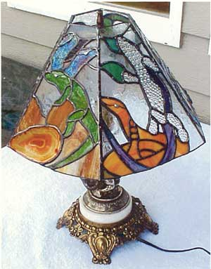 Reptile lamp - side 3